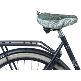 Basil Bohème Saddle Cover forest green